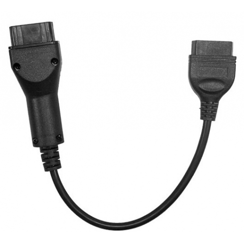 Supplier Renault 12pin to OBD2 16pin female Connector Adapter