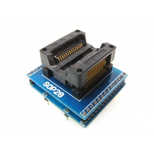 SOP28 dip adapter SOP28 SOIC28 SO28 to DIP28 test socket