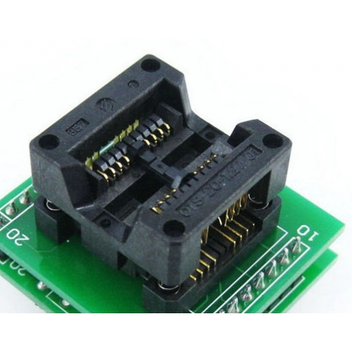 Test socket SOP8 SOIC8 SO8 to DIP8 programming adapter