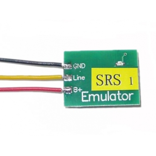 Supplier Seat SRS Sensor Emulator for Mercedes Seat SRS1 Sensor Emulator