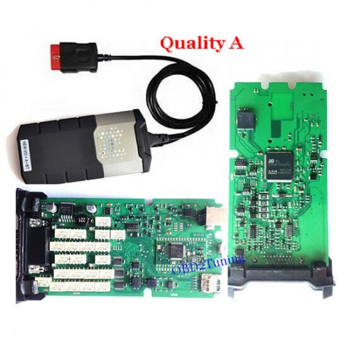Supplier Single PCB Delphi ds150e new vci Bluetooth Delphi DS150e tester