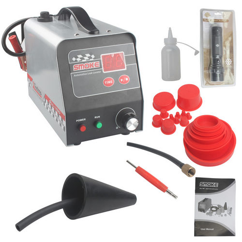 Supplier Smoke automotive leak locator All 100 Smoke machine leak detect