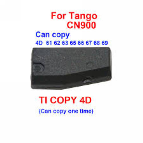 Supplier TI copy 4D chip for Tango CN900 TI copy 4D transponder chip