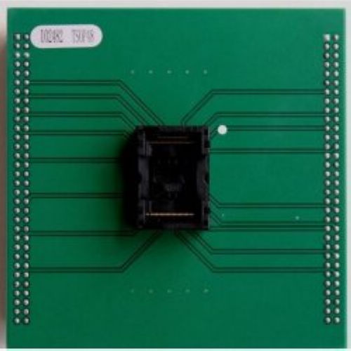 IC chip socket TSOP48 for UP828 UP818 programmer TSOP48 adapter