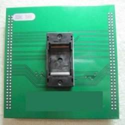 TSOP56 socket adapter for up818 up828 TSOP56 chip socket
