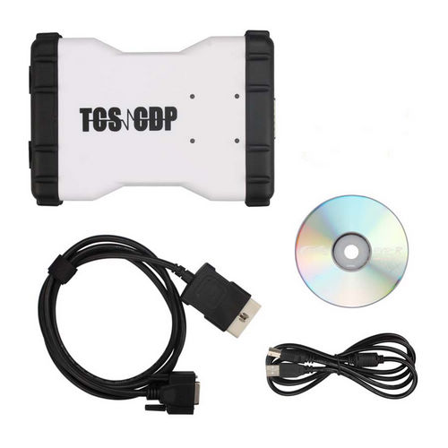 Supplier Tcs scanner cdp pro plus Tcs cdp pro with oki 2014.3 Tcs cdp pro