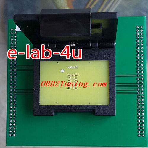 Supplier VBGA221 Socket Adapter For UP818 UP828 solder adapter VBGA221