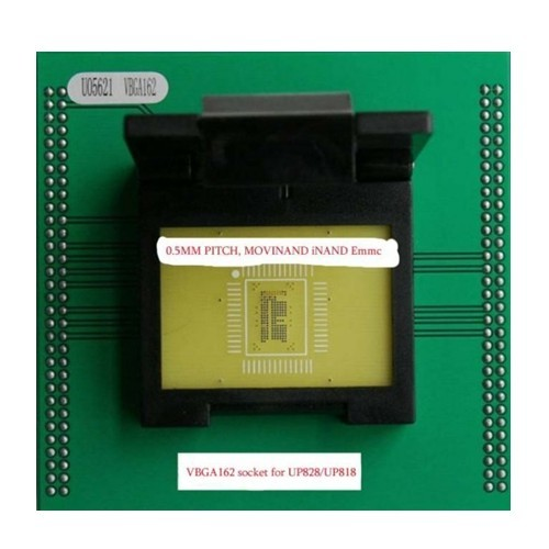 Supplier VBGA162 Universal IC Programmer Socket Adapter for up818 up828
