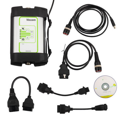 Supplier Volvo Vocom communication unit Vocom 88890300 adapter with Volvo Premium Tech Tool Volvo PTT 2.03 software