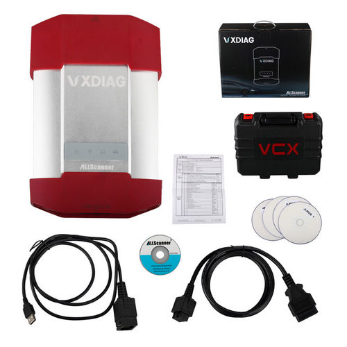 Supplier Vxdiag multi diagnostic tool Allscanner VXDIAG VCX-PLUS 3 in 1