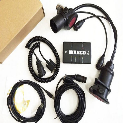 WABCO truck diagnostic tool with full WABCO diagnostic software