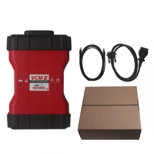Supplier Best Quality Ford vcm ii   for Ford vcm 2 with Crack ids v109 software HDD