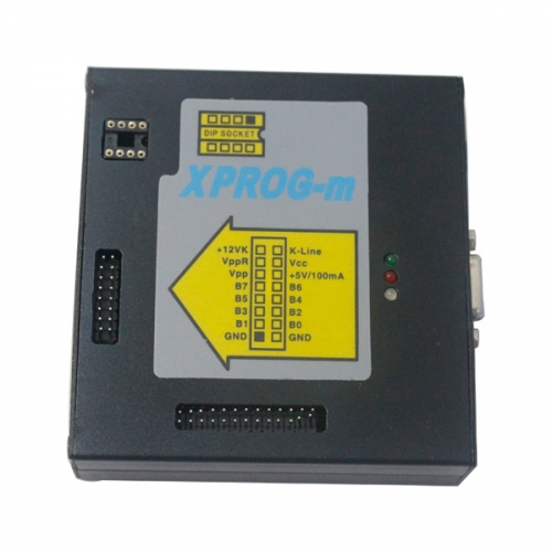 Xprog-m V5.3 plus with dongle xprog-m programmer v5.3 full