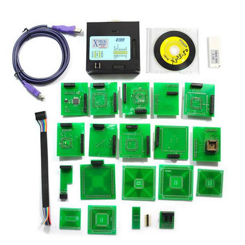 Supplier V5.50 Xprog M ECU Programmer Full Xprog-M Box 5.50 Xprog m