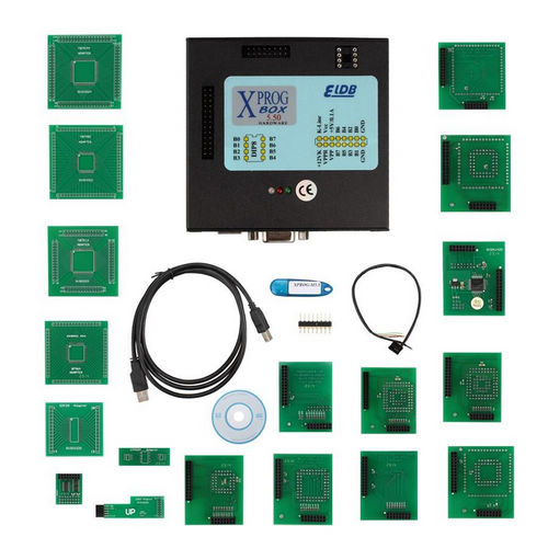 Supplier Xprog box 5.55 with X prog 5.55 software Xprog 5.5.5 full ecu