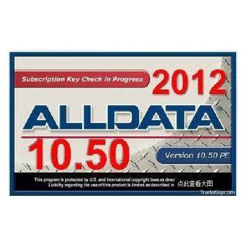 2012 Alldata 10.50 Alldata Mitchell ondemand repair 2 in 1 500GB