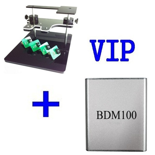 Supplier VIP Order BDM Frame with adapters + BDM100 Programmer