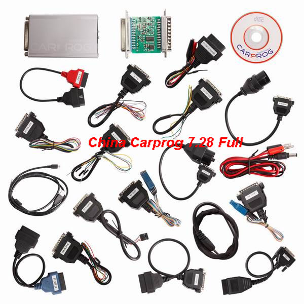 Supplier 2015 Carprog china Carprog 7.28 Airbag reset Carprog full V7.28