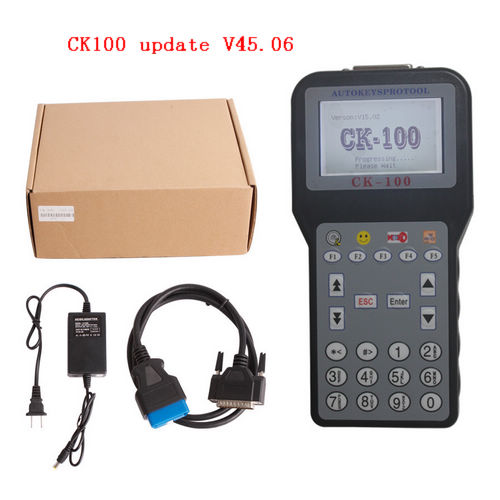 Supplier CK100 Update V45.06 CK100 auto key programmer for 2014 cars