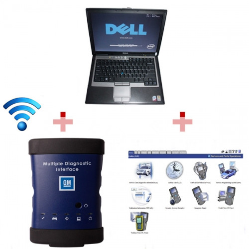 Supplier GM MDI Wifi programming GM MDI manager installed dell d630