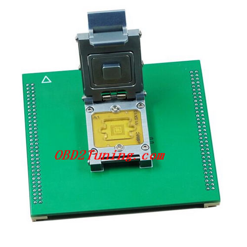 Supplier UP818 UP828 UP828-E programming eMMC Adapter eMMC testing socket