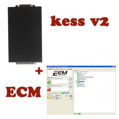 kess v2 2.13 plus ECM Titanium 1.61