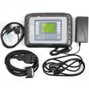 Supplier Silca sbb key programmer SBB V33.02 immobilizer SBB pin code