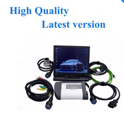 Supplier Multiplexer SD C4 Mercedes C4 scanner with IBM X61 laptop installed xentry 2018.9 win 7 software