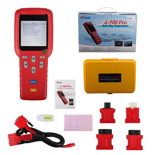 Supplier Xtool X100 PRO Auto Key Programmer X100 pro obd2 key immobilizer