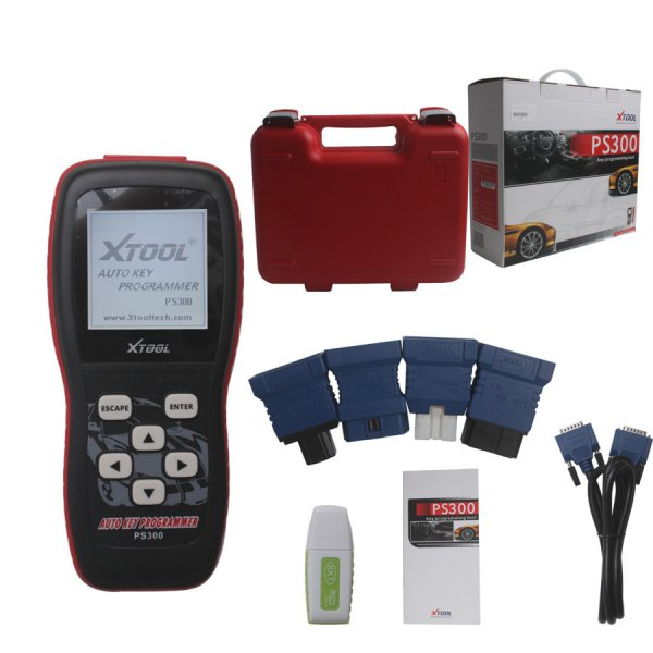 Supplier Xtool PS300 auto key programmer ps300 car scanner programming