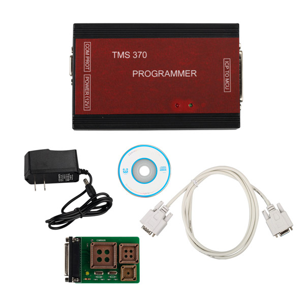 Supplier TMS370 programmer TMS370 mileage programmer for Car Radio