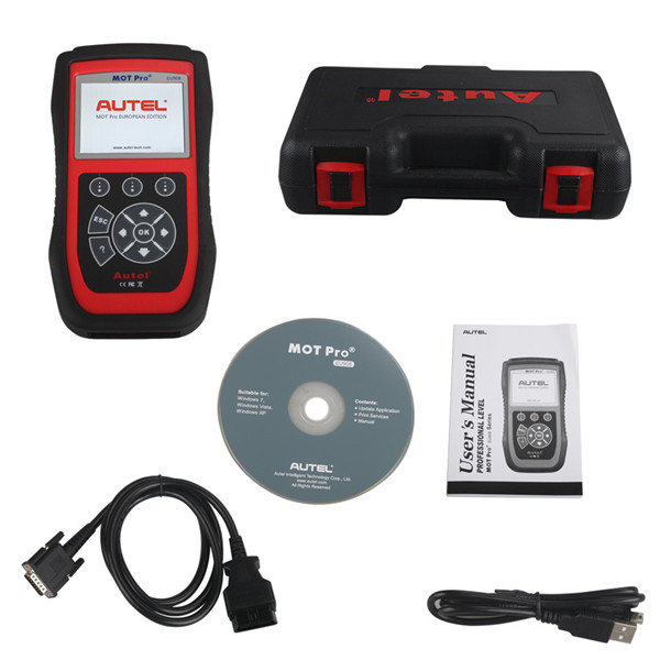 Supplier Autel Mot pro eu908 obd2 China AUTEL EU908 MOT Pro Dealer v3.00