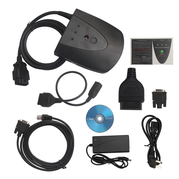 Supplier Honda hds scanner Honda hds V3.101.015 Honda HDS HIM diagnostic tool with Double pcb