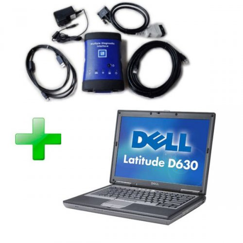 Supplier GM MDI scanner Super Quality GM MDI tech 3 diagnostic tool with GM MDI gds2 tech2win software installed on Dell D630 Laptop