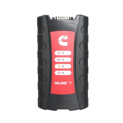 Cummins INLINE 7 Data Link Adapter with Insite software 8.3 Software Multi-language Truck Diagnostic Tool
