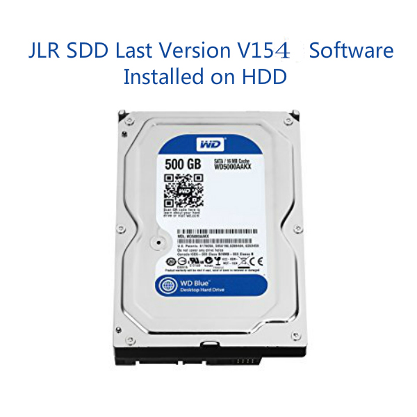 Supplier Newest JLR SDD V154 Diagnostic Software free download and Installed on Win7