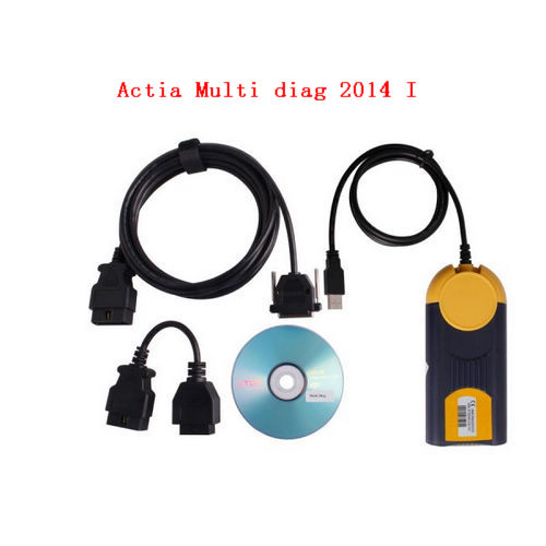 Supplier Actia Multi diag VCI 2014 I Multi-Diag Access J2534 interface