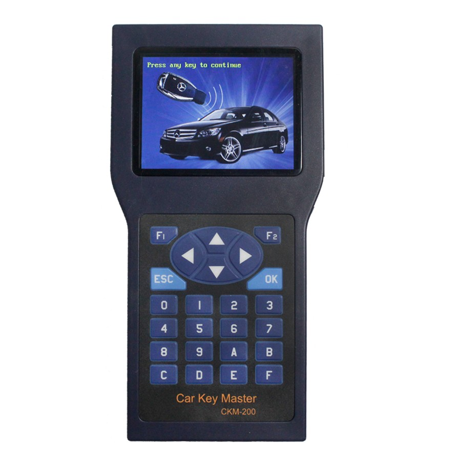 Supplier CKM200 Car Key Master handset with unlimited tokens CKM200