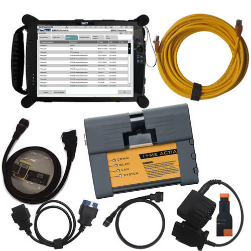 Supplier BMW ICOM A2 With EVG7 Tablet PC installed 2018.5 ICOM Software HDD Ready to Use