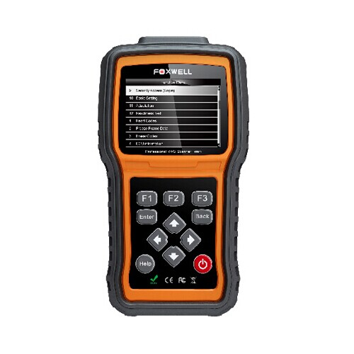 Supplier FOXWELL NT500 vag scanner NT500 obd2 fault code reader