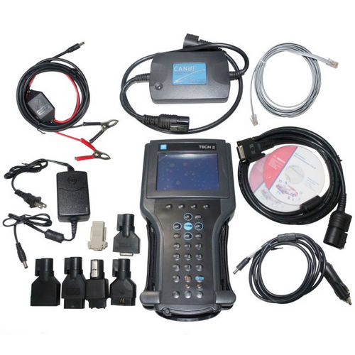 Supplier GM TECH II VETRONIX TECH 2 diagnostic tool GM tech2 scanner with Plastic box