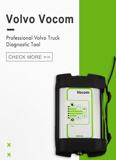Heavy Duty Truck Diagnostic