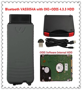 Best Quality Vas 5054A with Odis Latest 4.3.3 HDD Software with